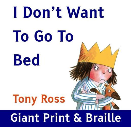 Little princess - I Don't Want To Go To Bed