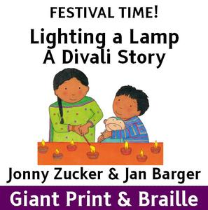 FESTIVAL TIME! Lighting a Lamp - A Divali Story